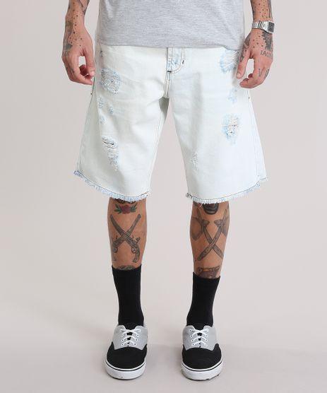 Bermuda-Jeans-Reta-Destroyed-Azul-Claro-8766925-Azul_Claro_1