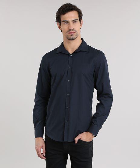 Camisa-Slim-Preta-7980956-Preto_1