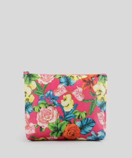Necessaire-Estampada-Floral-Pink-8926734-Pink_1