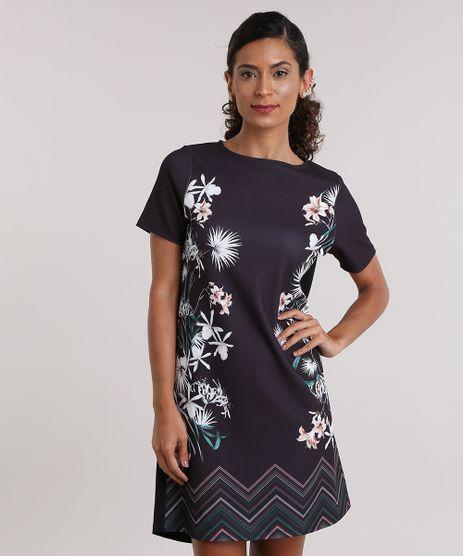 Vestido-com-Estampa-Floral-Preta-8816576-Preto_1