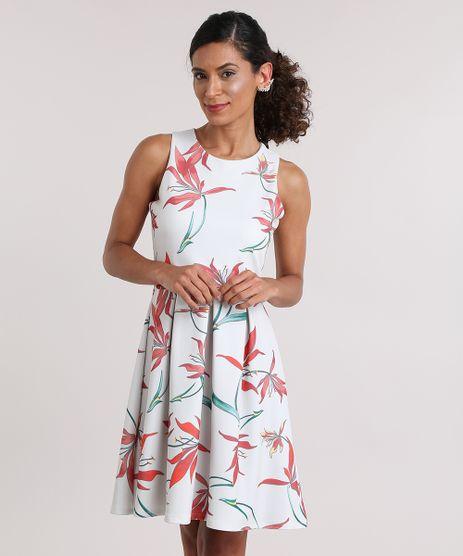 Vestido-Estampado-Floral-Kaki-8845976-Kaki_1