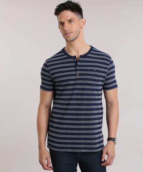 Camiseta-Texturizada-Listrada-Azul-Marinho-8783941-Azul_Marinho_1