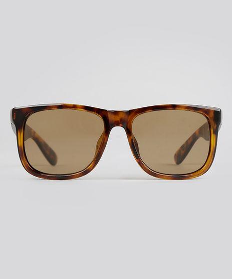 Oculos-de-Sol-Quadrado-Masculino-Oneself-Tartaruga-9016437-Tartaruga_1