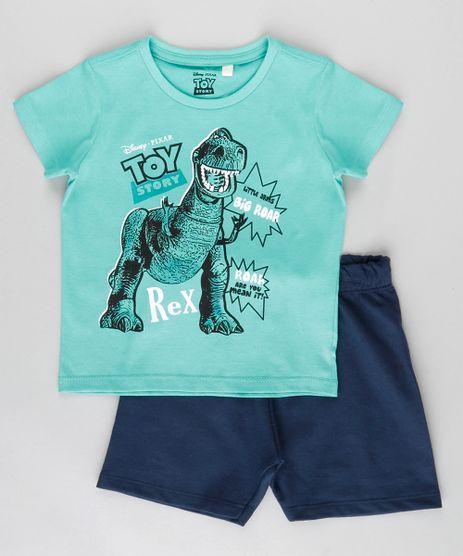 Conjunto-de-Camiseta-Verde---Bermuda-Toy-Story-Azul-Marinho-8962499-Azul_Marinho_1
