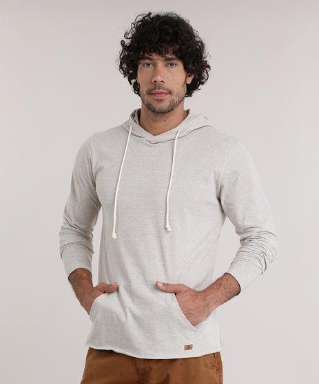 Camiseta-com-Capuz-Bege-Claro-8854732-Bege_Claro_1