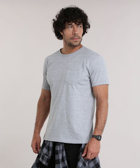 Camiseta-com-Bolso-Cinza-Mescla-8940859-Cinza_Mescla_1