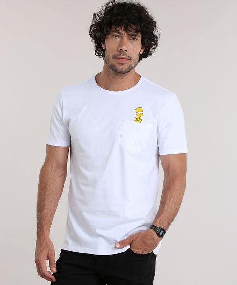 Camiseta-Bart-com-Bolso-Branca-8965481-Branco_1