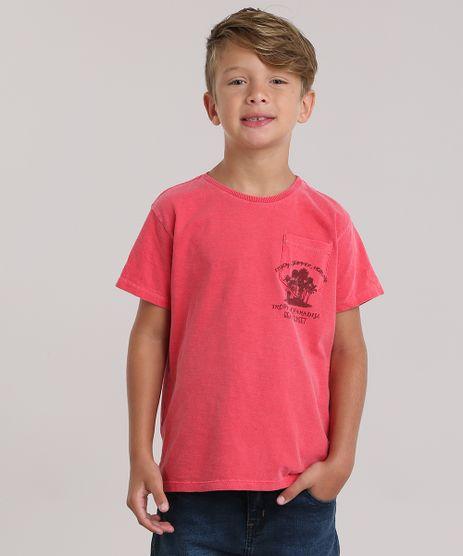 Camiseta--Summer--com-Bolso-Vermelha-8798651-Vermelho_1