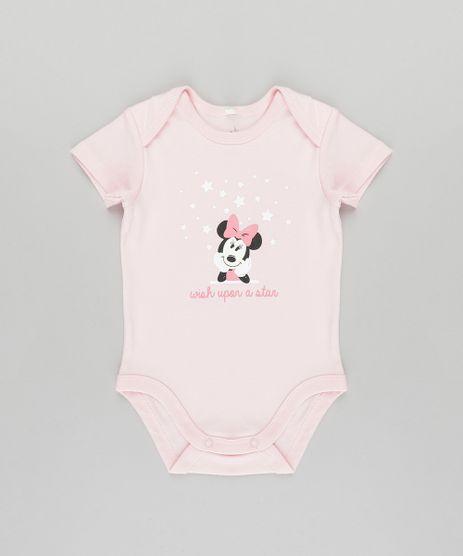 Body-Minnie-em-Algodao---Sustentavel-Rosa-Claro-8648710-Rosa_Claro_1