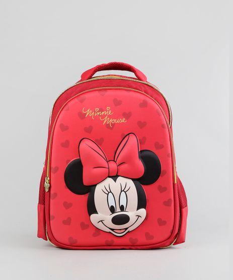Mochila-Escolar-Infantil-Minnie-de-Costas-3D-Vermelha-8744653-Vermelho_1