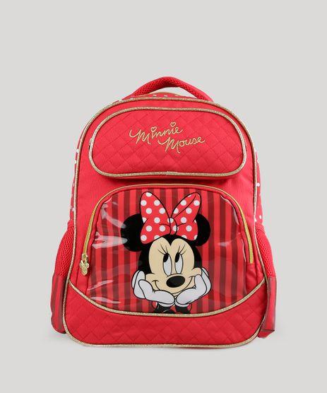 Mochila-Escolar-Infantil-Minnie-de-Costas-Vermelha-8744650-Vermelho_1