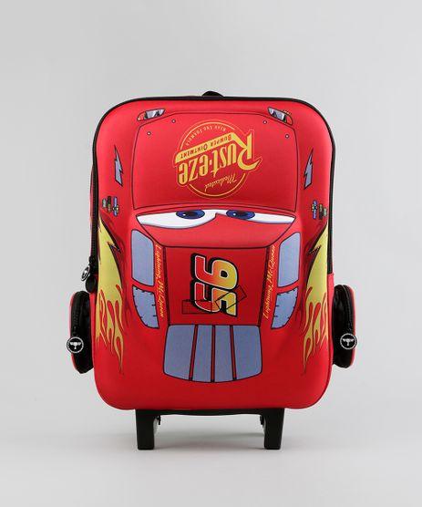 Mochila-Escolar-Infantil-Carros-com-Rodinhas-3D-Vermelha-8744680-Vermelho_1