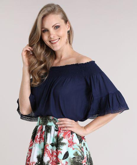 Blusa-Ombro-a-Ombro-Texturizada-Azul-Marinho-8766881-Azul_Marinho_1
