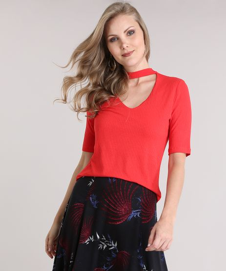 Blusa-Choker-Canelada-Vermelha-8745167-Vermelho_1