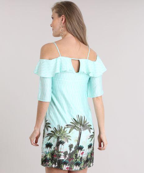 Vestido-Open-Shoulder-Estampado-com-Babados-Verde-Claro-8751072-Verde_Claro_2