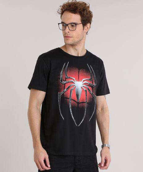 Camiseta-Homem-Aranha-Preta-8911739-Preto_1