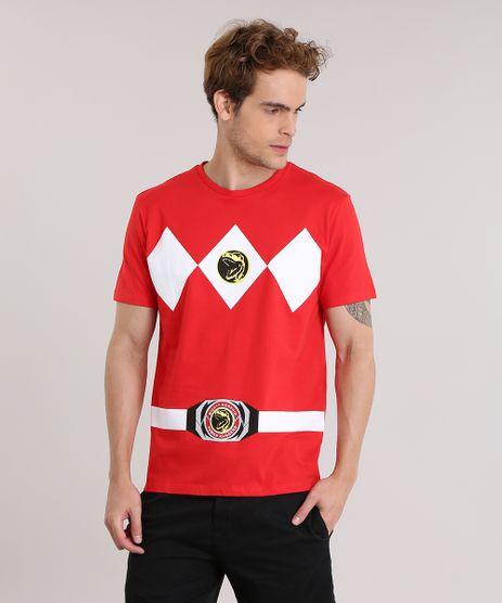 Camiseta-Power-Ranger-Vermelha-8525460-Vermelho_1