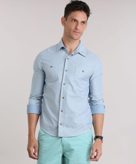 Camisa-Comfort-Azul-Claro-8949170-Azul_Claro_1