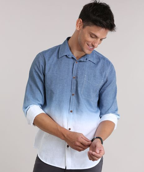 Camisa-Comfort-Degrade-Azul-Marinho-8691779-Azul_Marinho_1