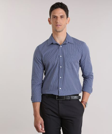 Camisa-Comfort-Xadrez-Azul-Marinho-8826552-Azul_Marinho_1
