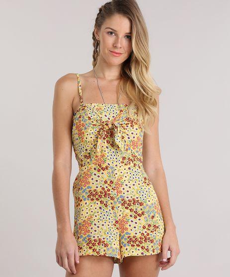 Macaquinho-Estampado-Floral-com-No-Amarelo-8837502-Amarelo_1