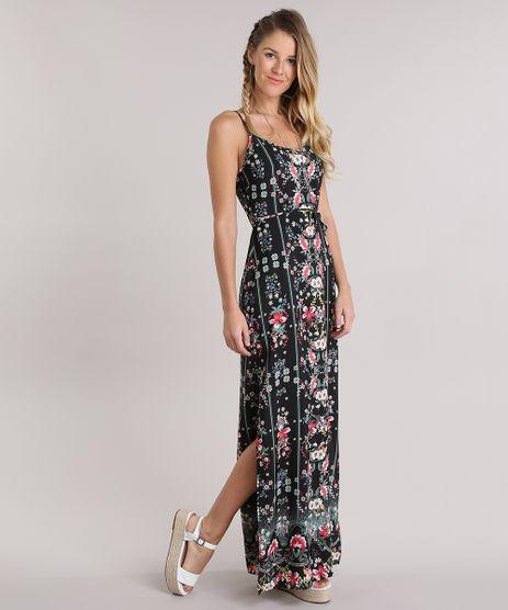 Vestido-Longo-Estampado-Floral-Preto-8850693-Preto_1