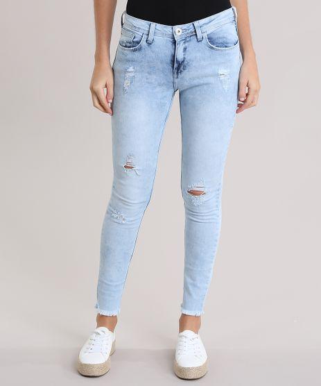 Calca-Jeans-Cigarrete-Destroyed-Azul-Claro-8832732-Azul_Claro_1