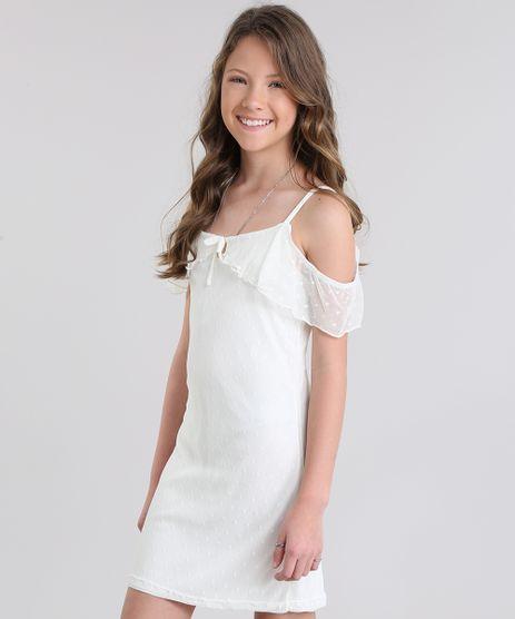 Vestido-Open-Shoulder-em-Tule-com-Laco-Off-White-8721954-Off_White_1