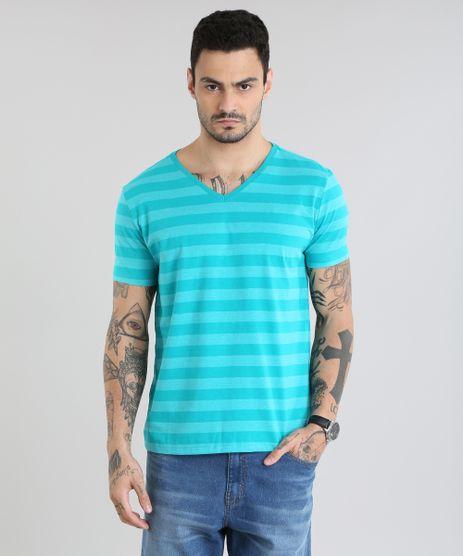 Camiseta-Listrada-Verde-Agua-8691046-Verde_Agua_1