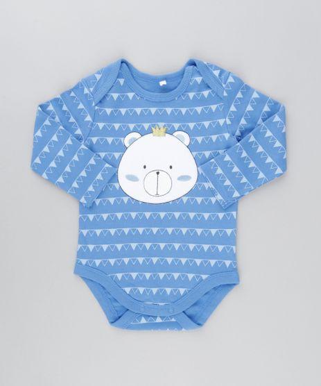 Body-Ursinho-Estampado-Geometrico-em-Algodao---Sustentavel-Azul-8801406-Azul_1