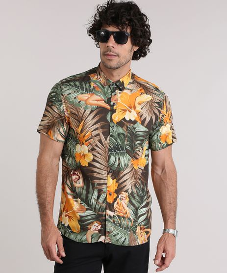 Camisa-Estampada-Floral-Tropical-Marrom-8971071-Marrom_1
