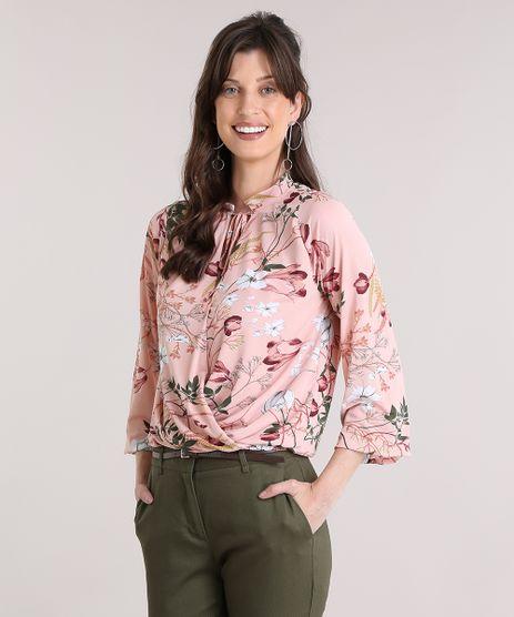 Blusa-Transpassada-Estampada-Floral-Rose-8956191-Rose_1