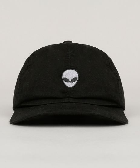Bone-com-Bordado--Alien--Preto-8833188-Preto_1