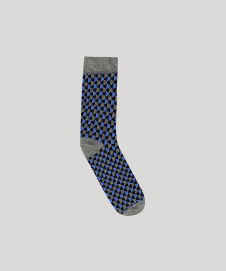 Meia-Estampada-Geometrica-Cinza-Mescla-8999686-Cinza_Mescla_1