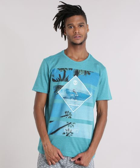 Camiseta-com-Estampa-de-Coqueiros-Verde-8959493-Verde_1