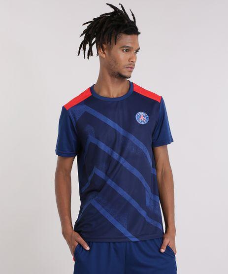 Camiseta-Cavani-Jr-Paris-Saint-Germain-Azul-Marinho-8961647-Azul_Marinho_1