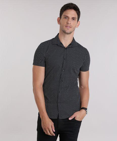 Camisa-Slim-Estampada-Preta-8829751-Preto_1
