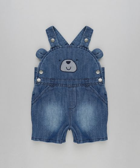 Jardineira-Jeans-com-Bordado--Urso--Azul-Medio-8787353-Azul_Medio_1