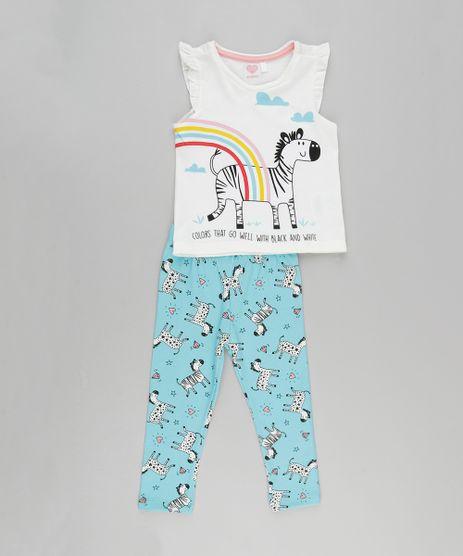 Conjunto-de-Regata--Zebra--Off-White---Calca-Legging-Estampada-em-Algodao---Sustentavel-Azul-9031249-Azul_1
