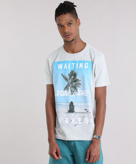 Camiseta-Mescla--Waiting-For-The-Waves--Off-White-9084099-Off_White_1