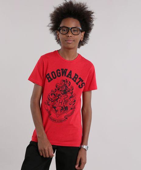 Camiseta-Botone-Harry-Potter--Hogwarts--Vermelha-9068139-Vermelho_1
