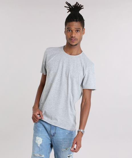 Camiseta-Basica-Flame-Listrada-Cinza-Mescla-9011045-Cinza_Mescla_1