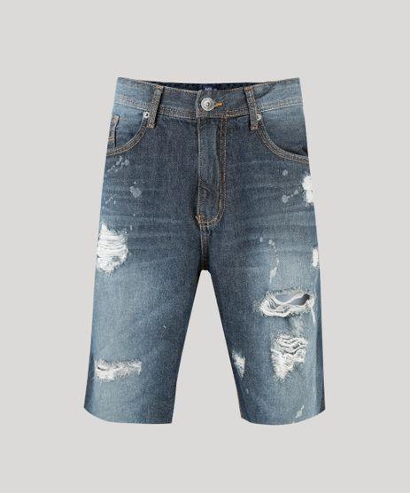 Bermuda-Jeans-Reta-Destroyed-Azul-Escuro-8944186-Azul_Escuro_5