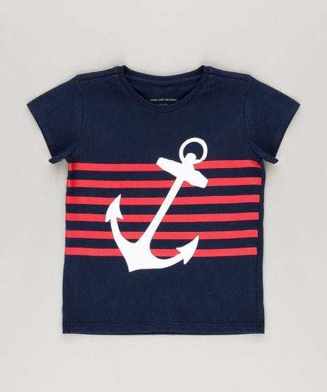 Camiseta--Ancora--em-Algodao---Sustentavel-Azul-Marinho-9029845-Azul_Marinho_1