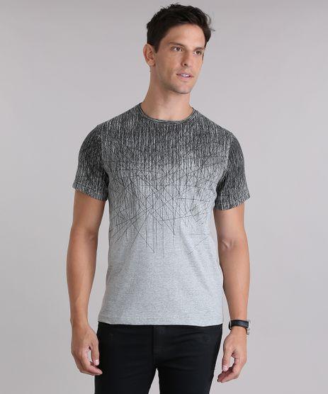 Camiseta-com-Estampa-Geometrica-Cinza-Mescla-8760943-Cinza_Mescla_1