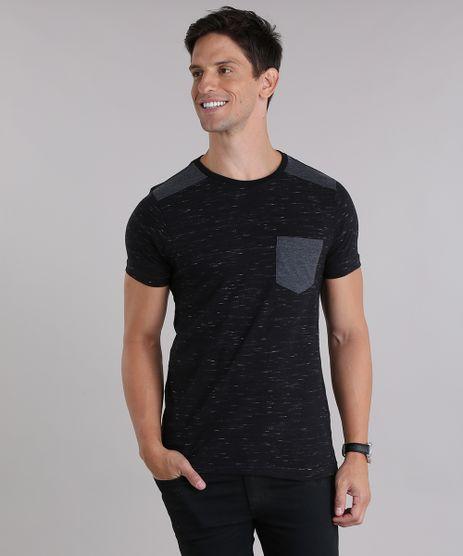 Camiseta-Botone-com-Bolso-Preta-8836757-Preto_1