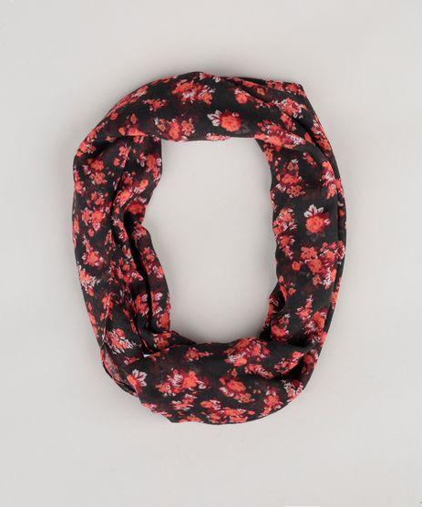 Lenco-Estampado-Floral-Preto-8754609-Preto_1