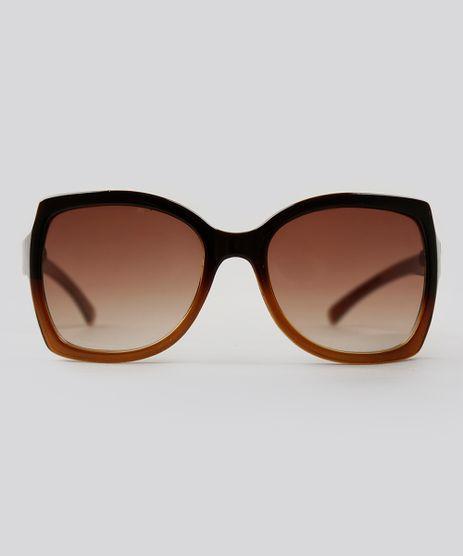 Oculos-de-Sol-Quadrado-Feminino-Oneself-marrom-8842418-Marrom_1