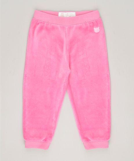 Calca-em-plush-de-algodao---sustentavel-Pink-8859401-Pink_1