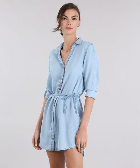 Vestido-Chemise-Jeans-Azul-Claro-9072663-Azul_Claro_1